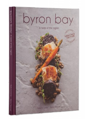 New released september 2015 the bestselling cookbook Byron Bay - A taste of the region buy now.