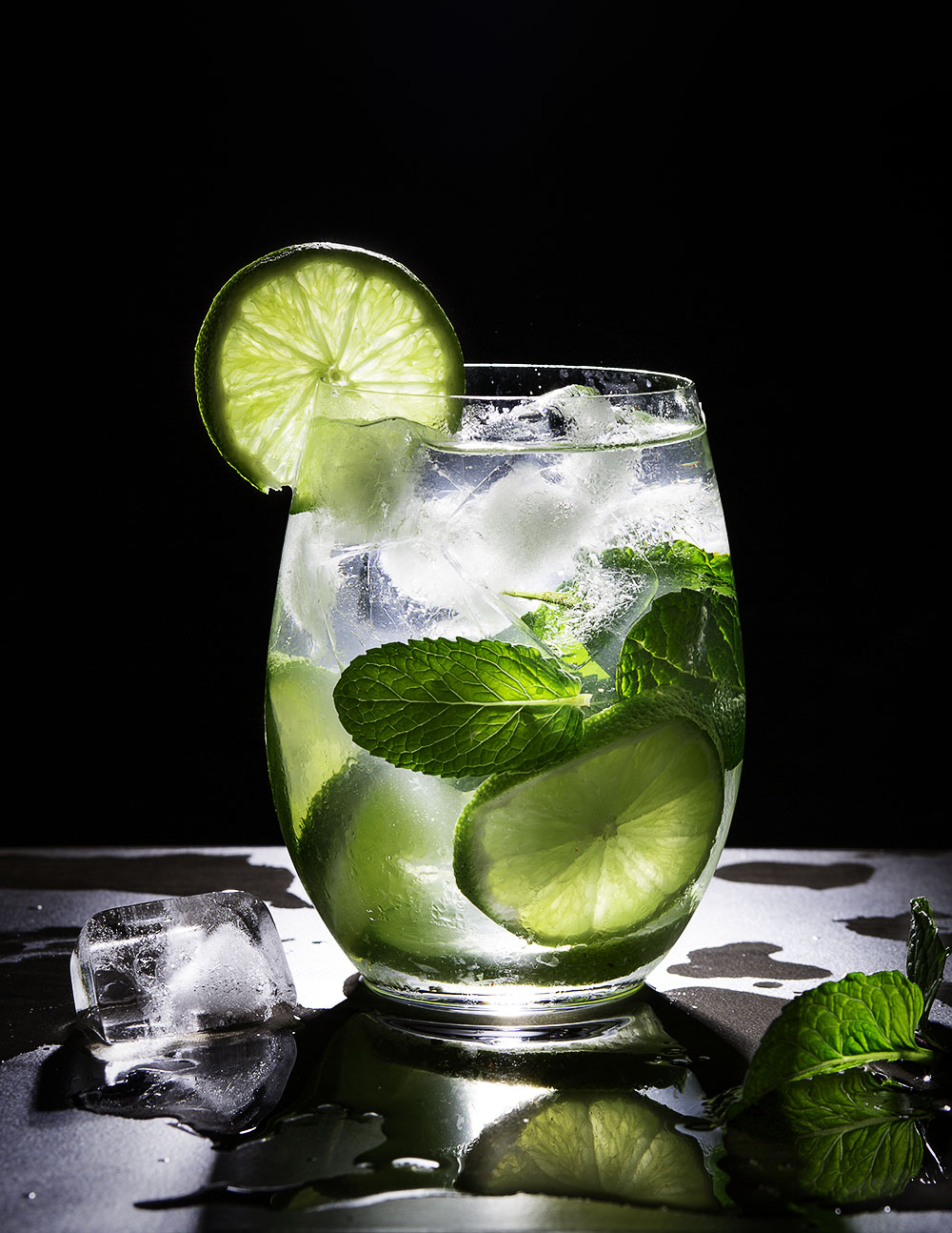 Mojito Cocktail food and Drinks Photographer