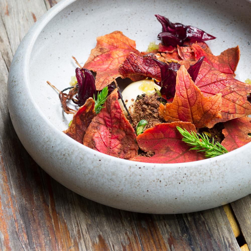 Byron Bay Cookbook Nelly le Comte foodphotographer recipe Fogliame