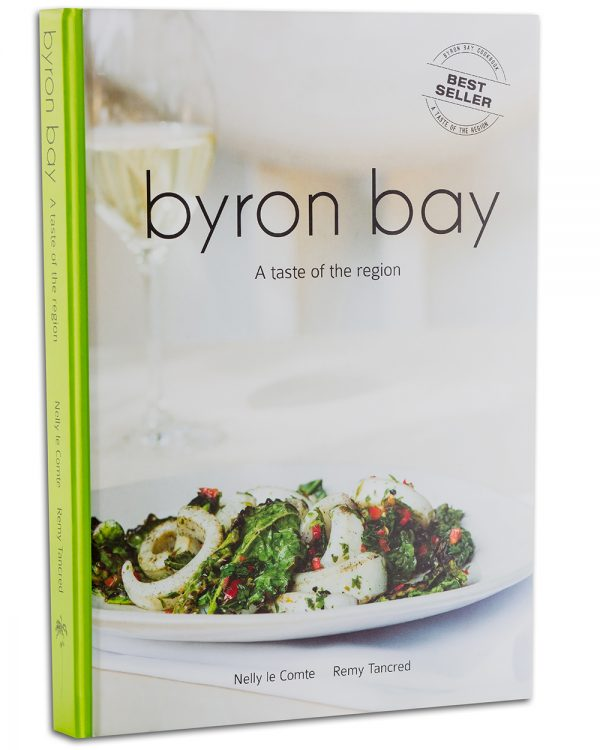 ByronBay A taste of the region Cookbook Food Photographerm Nelly le Comte